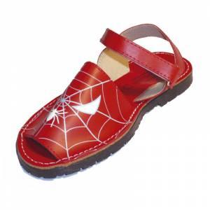 Avarcas menorquinas_Spiderman