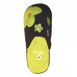Imagen Verde PFLR Pantunfla flores mujer Verde Talla 40